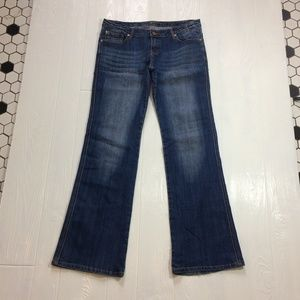7 For All Mankind Straight Leg Jeans Stretch SZ 31